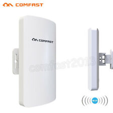 COMFAST Mini Outdoor CPE 5GHz 300Mbps Wireless Access Point WiFi Repeater E120A