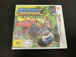 Fossil Fighters: Frontier Nintendo 3DS Game *No Manual* (PAL)