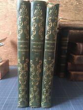 Franc-Maçonnerie  Histoire de la conjuration de Philippe Égalité Kadosh 1834 3 t