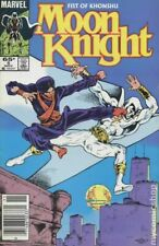 Moon Knight Fist of Khonshu 5 (2nd Series) Marvel Comics