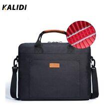 "Laptop Notebook Messenger Bag Carry Case Detachable Strap for 14"" Laptop Black"