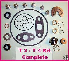 T3 / T4  Turbo Super  DeluxeTurbocharger Rebuild Kits