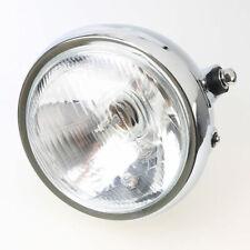 6inch Side Mount Round DC 12V Headlight Amber Light High/Low Beam Universal