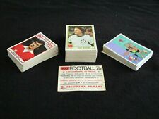 FOOTBALL 76 PANINI 1 image au choix FOOT 1976 BORDEAUX  LILLE LENS NICE + STARS