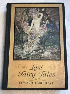 1884 Last Fairy Tales By Edward Laboulaye