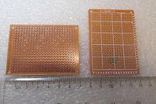 5 Circuit Prototype PCB Board Veroboard 7 cm X 5 cm  70mm X 50mm USA Seller !!