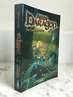 Amos Dragon Las Tierras De Tomo 3 & 4 Bryan Perro Michel Lafon 2008