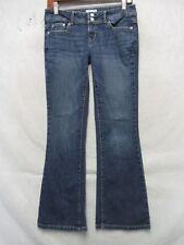 D2522 Aeropostale Flare Stretch Cool Jeans Women 29x29
