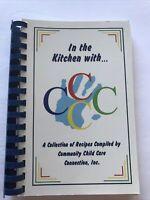 VTG Cookbook Springfield Illinois IL Community Child Care Connection recipes pie