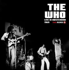 The Who Live In Amsterdam 1969   LP   Available now