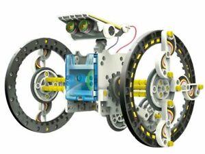 14in1 Solar Roboter Bausatz Set Kinder Spielzeug Konstruktion