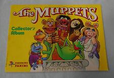 #T72.   1979   PANINI  THE MUPPETS  STICKER ALBUM, NO STICKERS