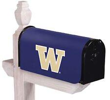 University of Washington Huskies Magnetic Mailbox Cover Ncaa Licensed