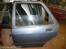 Ford Sierra mk2 n/s rear door complete.will fit cosworth saloon and hatch 19