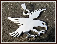 Anhänger Pendant stainless steel Eagle Adler Edelstahl Unisex