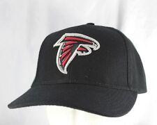 Atlanta Falcons Black NFL  Baseball Cap Adjustable