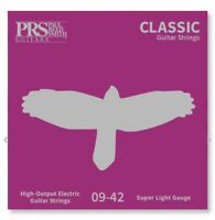 PRS 9 Classic Electric Guitar Strings