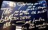 Lawrence Taylor Signed Auto JSA LOA Giants Meadowlands Seat 10 Inscriptions