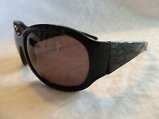 Juicy Couture Beach Baby's Sunglasses Black 0807 BM 60-17-120