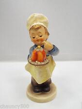 Goebel Hummel Figurine #128 Baker TMK-3