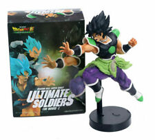 Dragon Ball Super Ultimate Soldier The Movie Broly Action Figure PVC 21CM