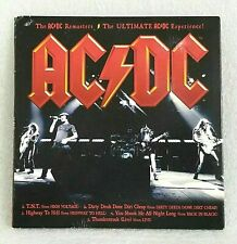 AC/DC - Rare Promo Remaster Sampler CD - NEW Epic Ultimate + Live Demo NFS AC-DC