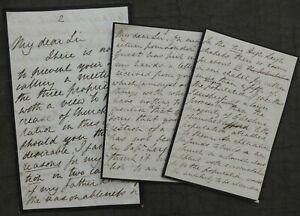 Old Letters, High Legh, near Warrington, Cheshire, & Jodrell Hall, Congleton