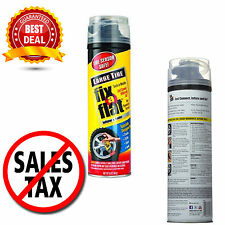 Fix-A-Flat S430 Aerosol Tire Inflator with Hose for Large Tires - 20 oz. No Tax
