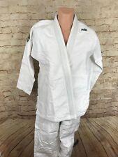Albino and Preto B32 Throwback Gi White A3- Shoyoroll Jiu Jitsu Kimono A&P AP