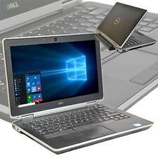Dell Latitude Core i5 Laptop E6330 4GB RAM 320GB HDD Windows 10 Pro + Software