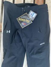 50% OFF Goretex Under Armour ArmourStorm 3 Trousers - XL Short Leg -Black - NWT