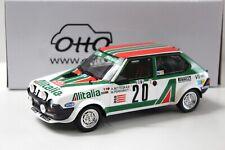 1:18 OTTO Fiat Ritmo Abarth Gr.2 Rallye Monte Carlo NEW bei PREMIUM-MODELCARS