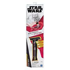Hasbro Star Wars Electronic Lightsaber Red Kylo Ren E3614