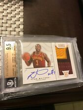 DION WAITERS 2012-13 National Treasures RPA Patch Auto Rookis RC /199 BGS 9.5