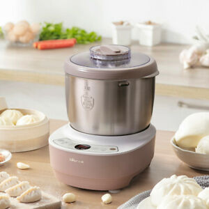 3.5L 120W Stainless Steel Electric Stand Flour Dough Mixer Pasta Noodle Machine