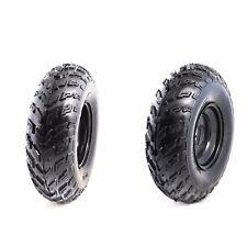 ATV left & right Tires W/ Rim(4 holes) 23x7x10 (Set of 2) 23-7-10 Fr UTV Polaris