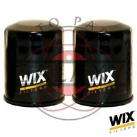 Wix Oil Filter 51356 2 Pack Polaris RZR 570 800 900 1000 Turbo 08-19 2540086