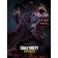 Call of Duty WWII XBOX ONE PS4 ZOMBIES Lenticular Print Trends International