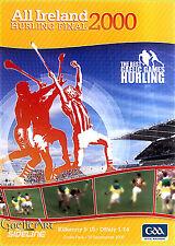 2000 GAA All-Ireland Hurling Final: Kilkenny v Offaly DVD