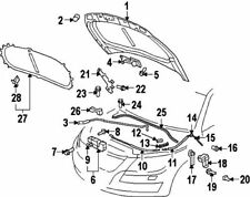 Volkswagen 1K1-823-633-B | BRACKET | #18 On Picture