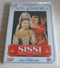 DVD FILM  SISSI  FACE A SON DESTIN ROMY SCHNEIDER RENE CHATEAU NEUF