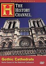Modern Marvels - Gothic Cathedrals (DVD, 2005)