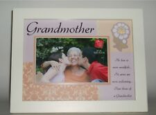 Grandmother Photo Frame Grandma/Gran Mothers Day Gift
