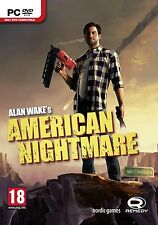 Alan Wake - Pesadilla americana (Pc Dvd) NUEVO PRECINTADO
