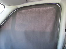 Mercedes Sprinter van privacy curtain shades camping accessory front doors black
