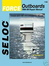 SELOC 1100 REPAIR MANUAL For FORCE OUTBOARD MOTOR ENGINE