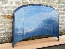 LAND ROVER DISCOVERY 3 4 ALUMINIUM BONNET IN BLUE PRICE REDUCED