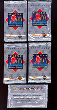 1992 93 UD McDONALD HOCKEY 5 UNOPENED PACKS STAR CARD & HOLOGRAM ALL STARS