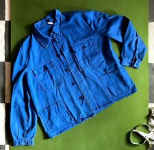 Vintage Workwear Jacket European Size XL UK 46 100% Cotton Drill