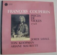 LP Jordi SAVALL, KOOPAN, MAURETTE / Astrée AS 1